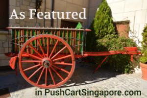 Push Cart Singapore, Push Cart Stores in Singapore